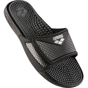 arena Marco VCR Hook Sandals Unisex black-grey-silver